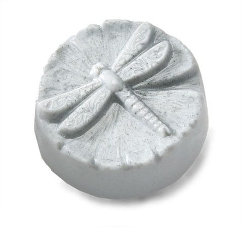 Dragonfly Goat's Milk/Shea Butter and Bamboo Charcoal Soap