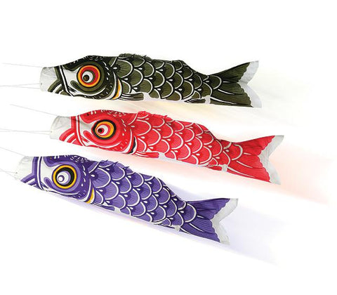 "Koinobori 48"" (traditional cotton)"