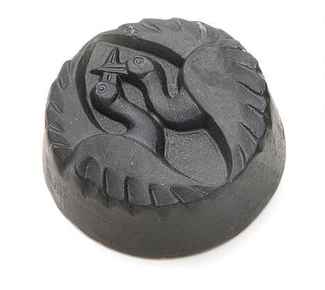 Bamboo Charcoal Soap Two Cranes