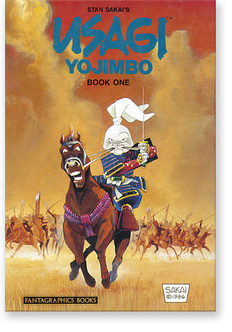 Usagi Yojimbo Book One: The Ronin