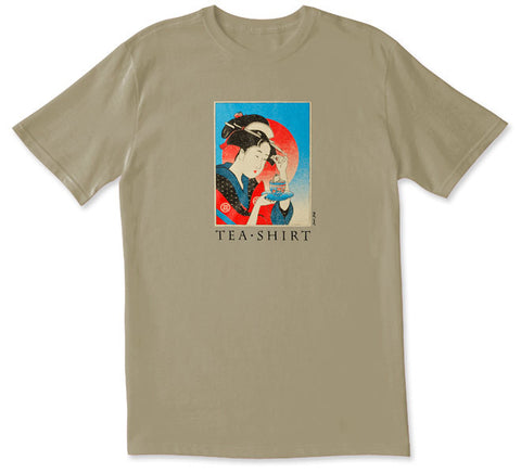 Tea Shirt by Sasaki Stuff