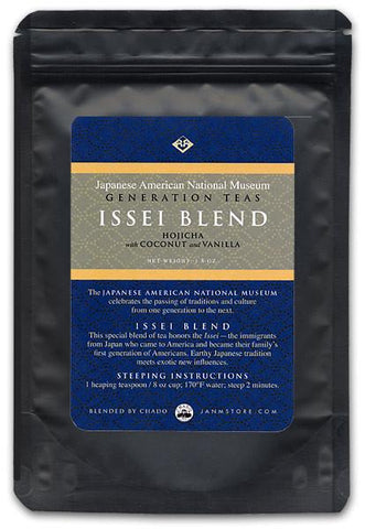 Refill Pouches for Generation Tea-Issei Blend