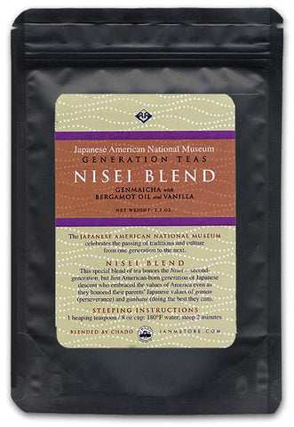 Refill Pouches for Generation Tea-Nisei Blend