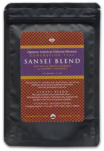 Refill Pouches for Generation Tea-Sansei Blend