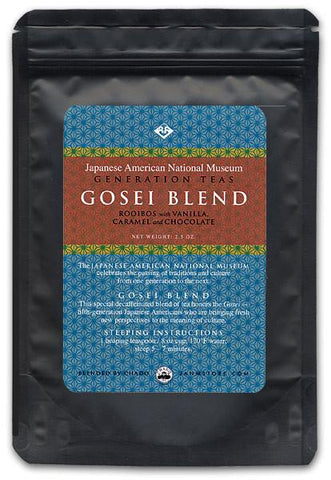 Refill Pouches for Generation Tea-Gosei Blend
