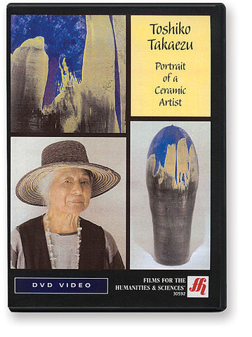 Toshiko Takaezu: Portrait of a Ceramic Artist (DVD)