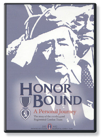 Honor Bound: A Personal Journey (DVD)