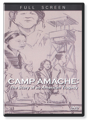 Camp Amache: The Story of an American Tragedy (DVD)