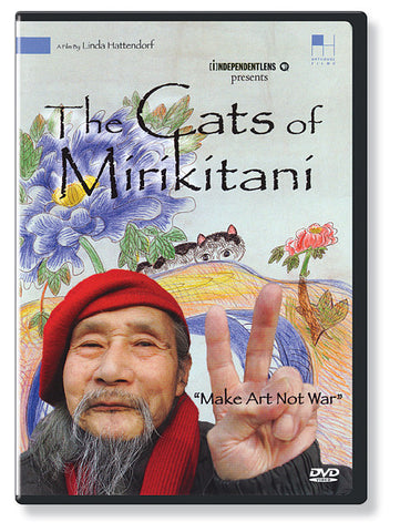 Cats of Mirikitani (DVD)