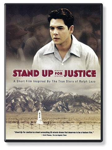 Stand Up for Justice (DVD)