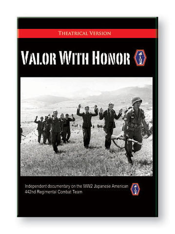 Valor with Honor (DVD)