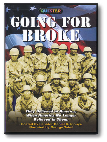 Going for Broke (DVD)