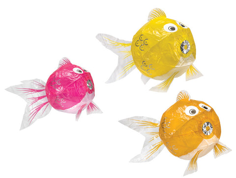 Goldfish Fusen (Paper Balloon) Set of 3