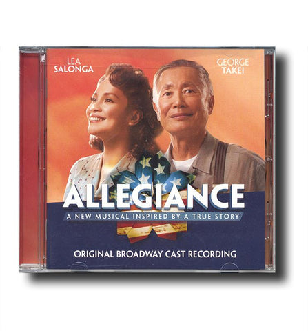 Allegiance Soundtrack CD