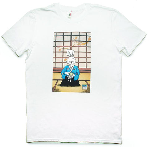 "Usagi Yojimbo ""Chanoyu"" TEA Shirt"