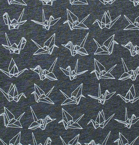 Origami Cranes T-Shirt  by Flytrap