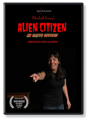 Alien Citizen: An Earth Odyssey (DVD)