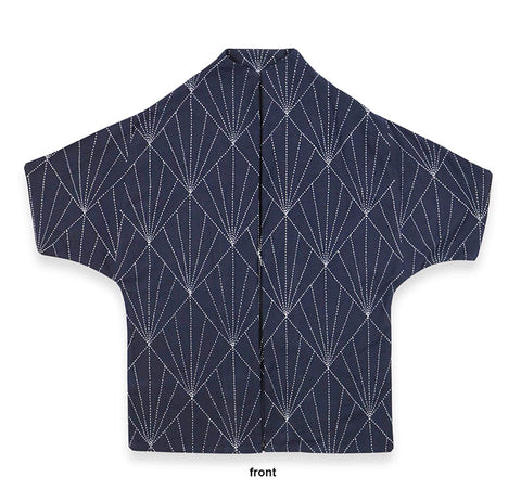 Anchal Array Indigo Jacket