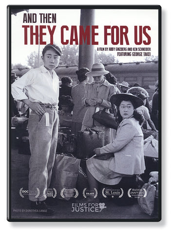 And Then They Came for Us (DVD)
