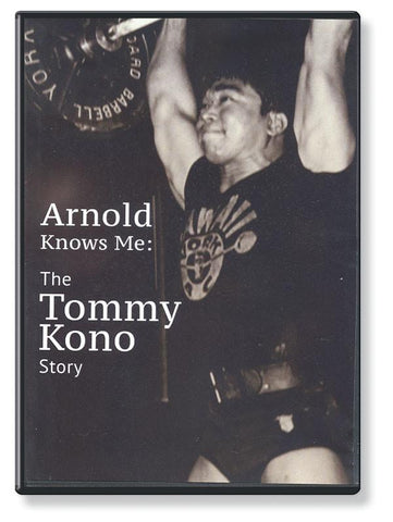 Arnold Knows Me: The Tommy Kono Story (DVD)