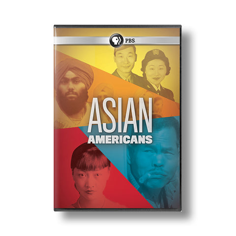 Asian Americans (DVD)