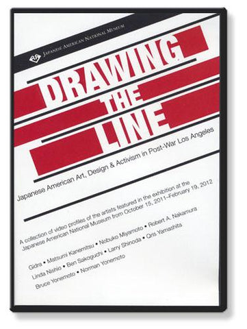 Drawing the Line: Japanese American Art, Design & Activism in Post-War Los Angeles (DVD)