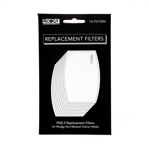 Mask Filters - Set of 10
