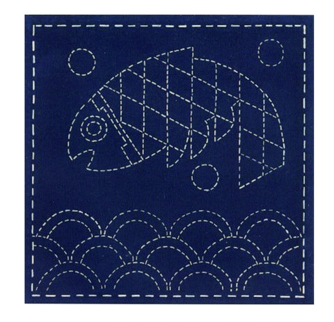 Sashiko Southwest Quilting Kits