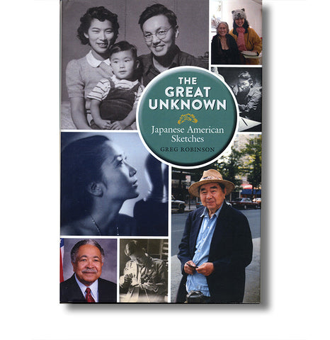 The Great Unknown-Japanese American Sketches