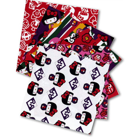Hello Kitty Origami Paper