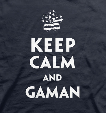 Keep Calm and Gaman T-Shirt