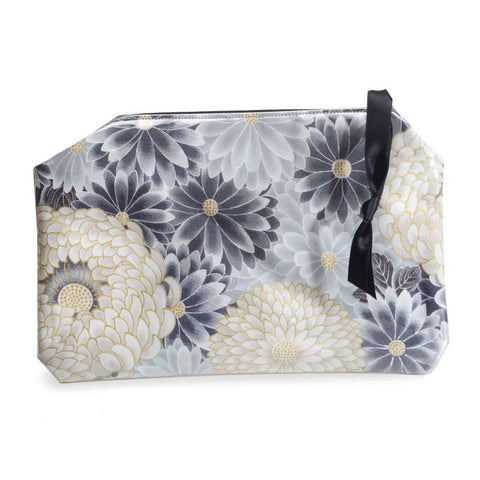 Yancha Cosmetic Bag Chrysanthemum (Kiku)