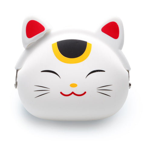 Maneki Neko Coin Purse