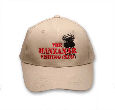Manzanar Fishing Club Cap