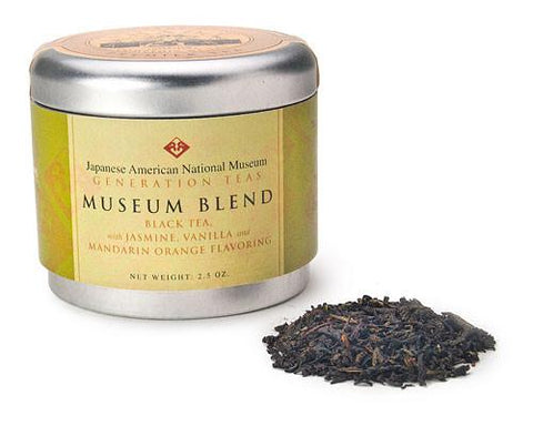 Generation and Museum Tea Collection