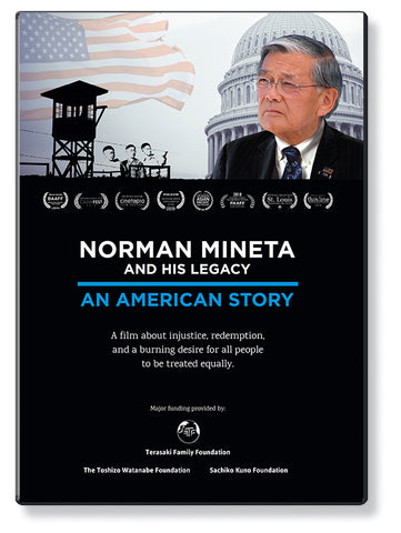 Norman Mineta and His Legacy: An American Story (DVD)