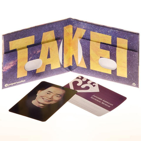 George Takei Wallet