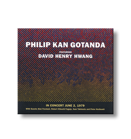 Philip Kan Gotanda in Concert CD (1979)