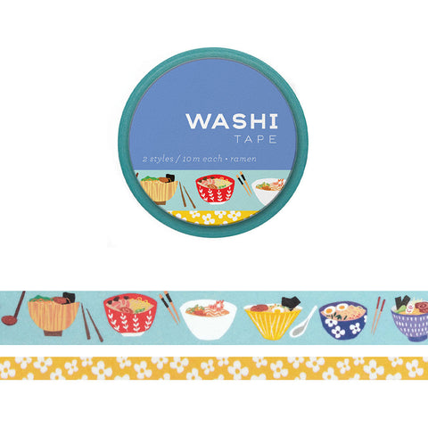 Ramen Washi Tape (Set of 2)