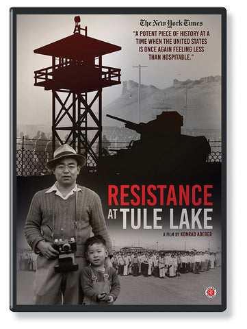 DVD Resistance at Tule Lake