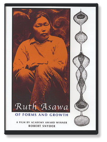 Ruth Asawa: Of Forms and Growth (DVD)