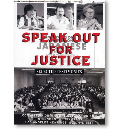 Speak Out for Justice - Selected Testimonies (DVD)