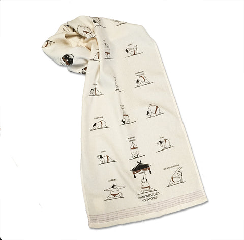 Sumo Yoga Towel