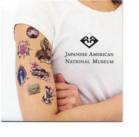 JANM Temporary Tattoo Set