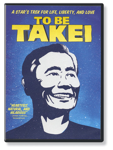 To Be Takei: A Star's Trek for Life, Liberty, and Love (DVD)