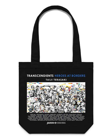 Transcendients Tote Bag