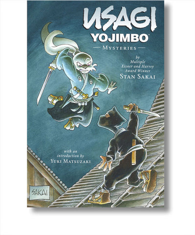 Usagi Yojimbo Volume 32: Mysteries