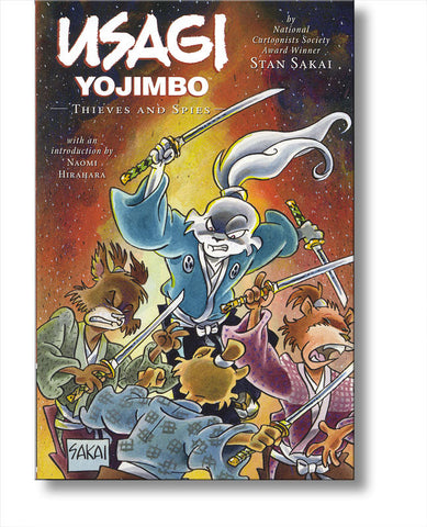 Usagi Yojimbo #30: Thieves And Spies