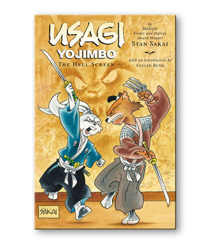 Usagi Yojimbo #31: The Hell Screen