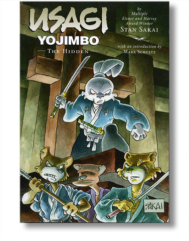 Usagi Yojimbo Volume 33: The Hidden